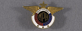 View Pin, Lapel, National Defense Service digital asset number 0