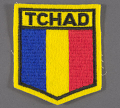View Insignia, Shoulder, Chad Air Force digital asset number 0