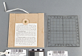 View Plotter, Protractor and Parallel Rule, London Nameplate Manufacturing Company digital asset number 1