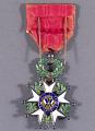 View Medal, Order of the Legion of Honor, France, Jacqueline Cochran digital asset number 2