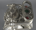 View Model, Engine, Liquid Fuel, F-1 digital asset number 5