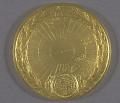 View Medal, National Geographic Society Medal, Floyd Bennett, 1926 digital asset number 0