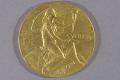 View Medal, Hodgkins Medal, J. J. Thomson, 1902 digital asset number 0