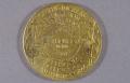 View Medal, Hodgkins Medal, J. J. Thomson, 1902 digital asset number 2