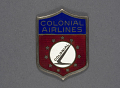 View Badge, Cap, Colonial Airlines digital asset number 0