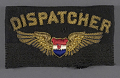 View Badge, Cap, Dispatcher, Inter Islands Airways Ltd. digital asset number 0