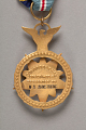 View Medallion, Congressional Space Medal of Honor, Armstrong digital asset number 5
