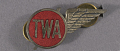 View Badge, Cap, Flight Attendant, Transcontinental & Western Air Inc. (TWA) digital asset number 0