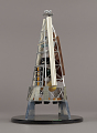 View Model, Space Vehicle, Advanced Reconnaissance, 1:20 Scale digital asset number 1