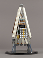 View Model, Space Vehicle, Advanced Reconnaissance, 1:20 Scale digital asset number 4