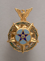 View Lapel Pin, Congressional Space Medal of Honor, Armstrong digital asset number 0