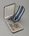 View Presentation Box, Congressional Space Medal of Honor, Armstrong digital asset number 2