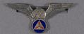 View Badge, Pilot, Civil Air Patrol (CAP) digital asset number 0