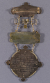 View Medal, Commemorative, Newport to Catalina Flight, Glenn Martin digital asset number 2