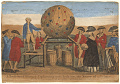 View A Professor Filling & Explaining to an Audience, the Nature of a Baloon [sic]. digital asset number 0