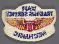 View Badge, Mechanic, War Training Service, Civil Aeronautic Administration digital asset number 2