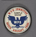 View Badge, Identification, Beech Aircraft Co. digital asset number 0
