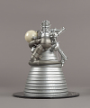 View Model, Rocket Engine, Liquid Fuel, J-2, 1:8 Scale digital asset number 5