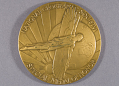 View Medal, National Geographic Society Special Medal of Honor, Richard Byrd digital asset number 2