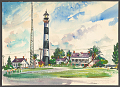 View Cape Canaveral Lighthouse digital asset number 0