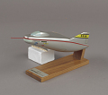 View Model, Aircraft, M2-F2 Lifting Body digital asset number 0