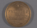 View Medal, Progress of Aviation 1910 digital asset number 2