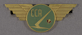 View Badge, Flight Attendant, Canadian Colonial Airways Ltd. digital asset number 0