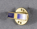 View Medal, Lapel Pin, Distinguished Service Medal, United States Navy digital asset number 0