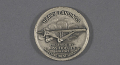 View Medal, Meritorious Participation 1932 National Air Races digital asset number 3