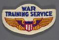 View Badge, War Training Service, Civil Aeronautic Administration digital asset number 0