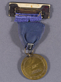 View Medal, Amelia Earhart, First Woman to Cross the Atlantic by Airplane digital asset number 2