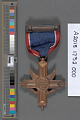 View Medal, Distinguished Service Cross, United States Army Air Forces digital asset number 2