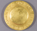 View Medal, National Geographic Society Hubbard Medal, Juan Trippe digital asset number 0