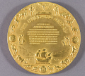 View Medal, National Geographic Society Hubbard Medal, Juan Trippe digital asset number 2