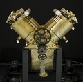 View Curtiss Modified Model L, V-8 Engine digital asset number 2