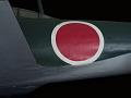 View Mitsubishi A6M5 Reisen (Zero Fighter) Model 52 ZEKE digital asset number 2
