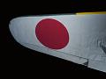 View Mitsubishi A6M5 Reisen (Zero Fighter) Model 52 ZEKE digital asset number 6