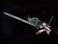 View Mitsubishi A6M5 Reisen (Zero Fighter) Model 52 ZEKE digital asset number 14
