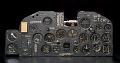 View Instrument Panel, P-47D-15 / XP-47H digital asset number 1