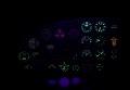 View Instrument Panel, Fairchild XBQ-3 Assault Drone (AT-21 Gunner modification) digital asset number 3