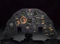 "View Instrument Panel, Kawasaki Ki-45, ""Nick"" digital asset number 2"