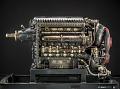 View Junkers Jumo 207 D-V2 In-line 6 Diesel Engine digital asset number 3