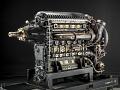 View Junkers Jumo 207 D-V2 In-line 6 Diesel Engine digital asset number 0