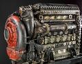 View Junkers Jumo 207 D-V2 In-line 6 Diesel Engine digital asset number 2