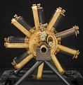 View Clerget 9B Rotary 9 Engine digital asset number 1