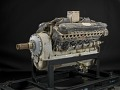 View Curtiss Conqueror V-1570-53 (G1V-1570-F), V-12 Engine digital asset number 0