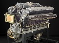 View Curtiss Conqueror V-1570, V-12 Engine digital asset number 0