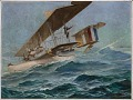 View NC Flying Boat Down at Sea digital asset number 1
