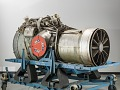 View Bristol-Siddeley Pegasus Mk. 5 Turbofan Engine digital asset number 6