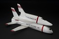 View Model, Space Shuttle, Grumman/Boeing G-3 2-Stage Fully-Reusable Concept, 1:192 digital asset number 1